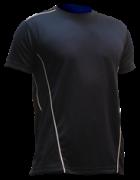 Tee-shirt technique respirant unisexe en polyester